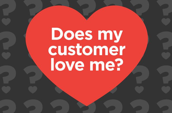 clienti consumattori amore per il brand