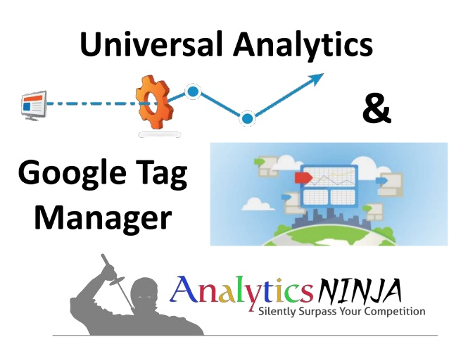 universal analytics e tag manager
