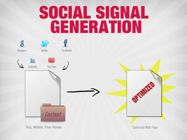 effetto social signals seo lecce