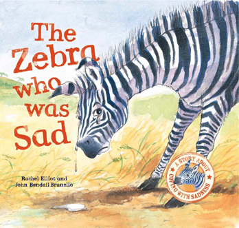 zebra google (sad)