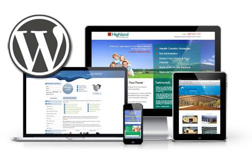 come creare sito web wordpress